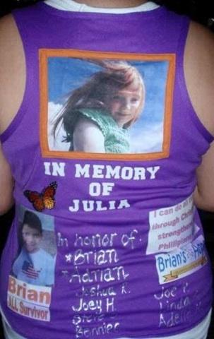 Running for Julia